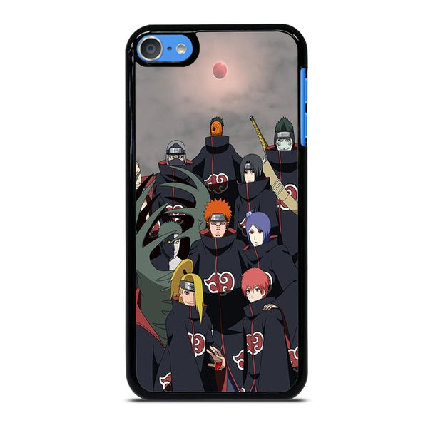 AKATSUKI NARUTO ANIME 2 iPod Touch 7 Case