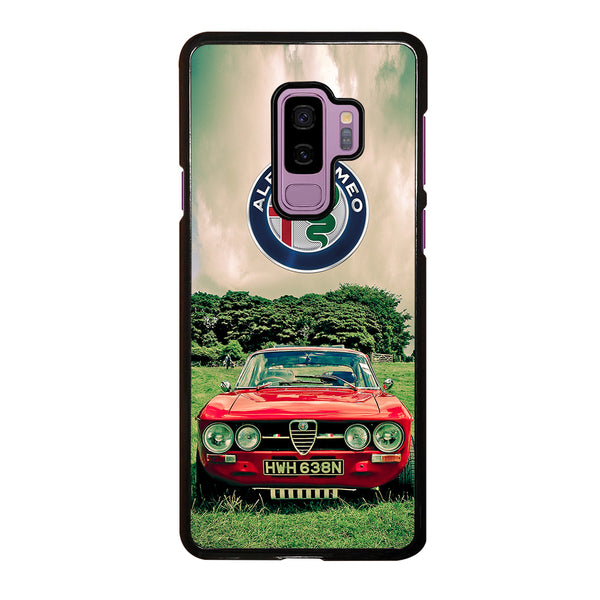ALFA ROMEO CAR STYLE Samsung Galaxy S9 Plus Case