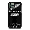 ALL BLACKS NEW ZEALAND RUGBY #6 iPhone 11 Pro Max Case