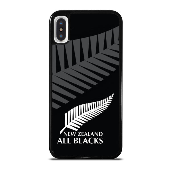 ALL  BLACKS NEW ZEALAND RUGBY #3 iPhone X / XS Case