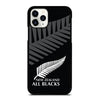 ALL  BLACKS NEW ZEALAND RUGBY #3 iPhone 11 Pro Case