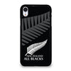 ALL  BLACKS NEW ZEALAND RUGBY 3 iPhone XR Case