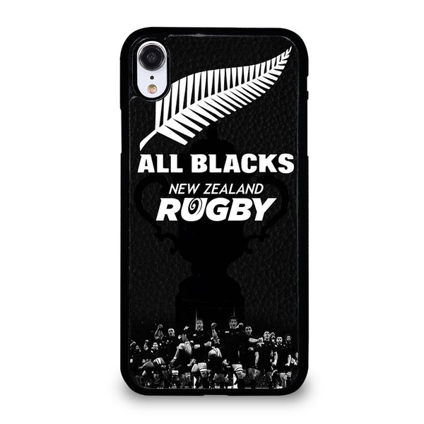 ALL BLACKS NEW ZEALAND RUGBY #6 iPhone XR Case