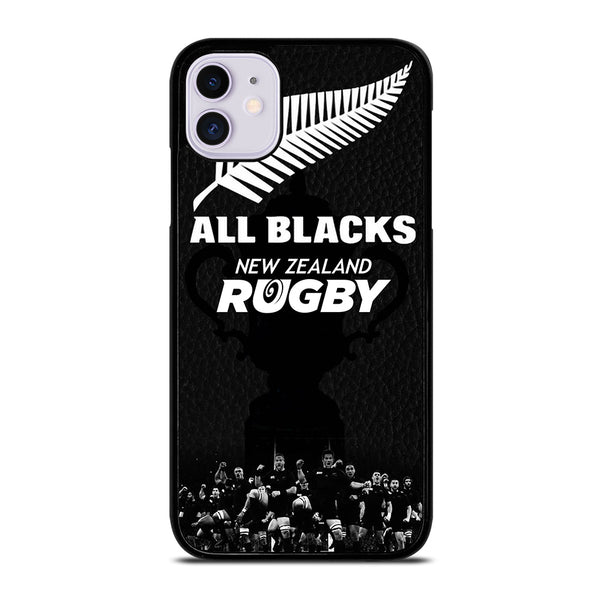 ALL BLACKS NEW ZEALAND RUGBY #6 iPhone 11 Case