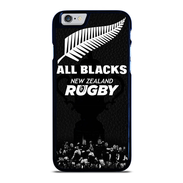 ALL BLACKS NEW ZEALAND RUGBY #6 iPhone 6 / 6S Case