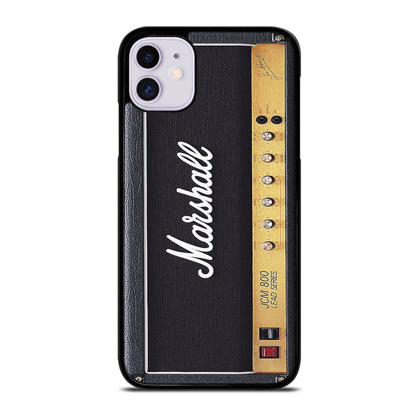AMPLIFIERS MARSHALL #1 iPhone 11 Case