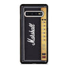 AMPLIFIERS MARSHALL #1 Samsung Galaxy S10 Case