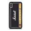 AMPLIFIERS MARSHALL #1 iPhone X / XS Case