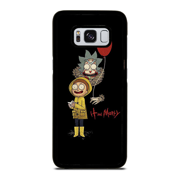 ANIMATION RICK AND MORTY Samsung Galaxy S8 Case