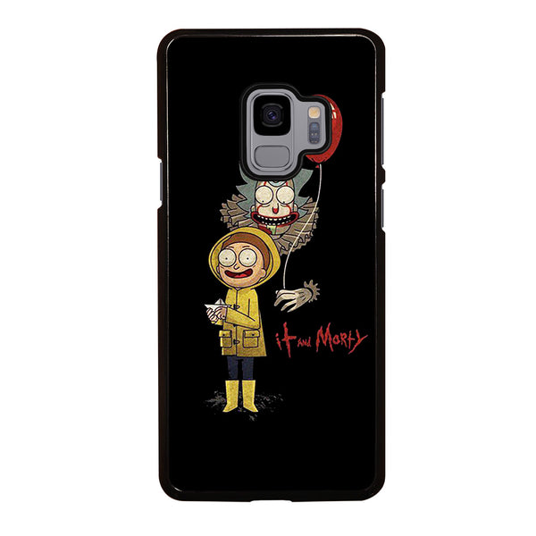 ANIMATION RICK AND MORTY Samsung Galaxy S9 case