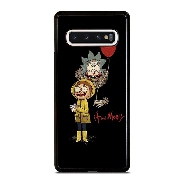 ANIMATION RICK AND MORTY Samsung Galaxy S10 Case