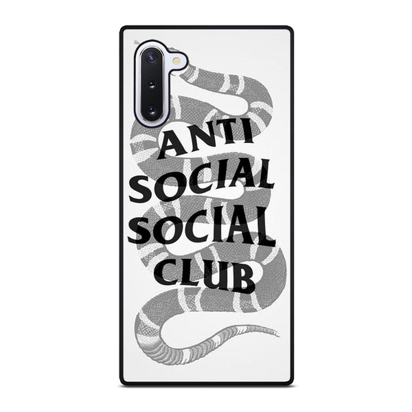 ANTI SOCIAL SOCIAL CLUB SNAKE Samsung Galaxy Note 10 Case