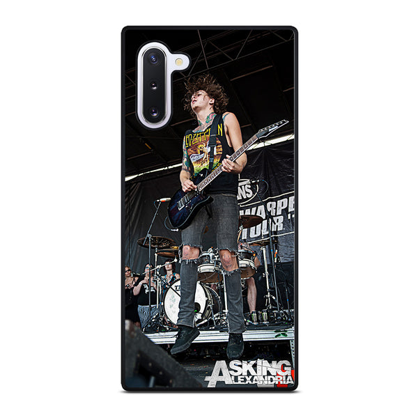 ASKING ALEXANDRIA METALCORE #4 Samsung Galaxy Note 10 Case