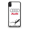 AUDI GECKO QUATTRO #1 iPhone XS Max Case