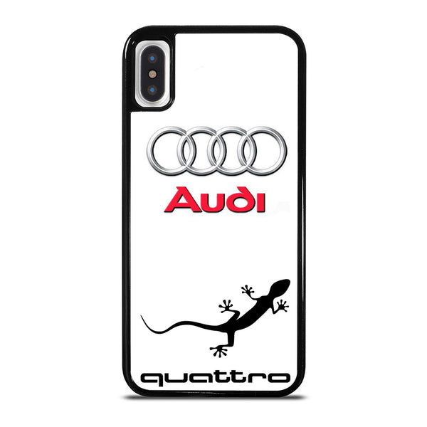 AUDI GECKO QUATTRO #1 iPhone X / XS Case