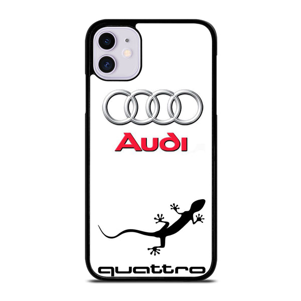 AUDI GECKO QUATTRO #1 iPhone 11 Case