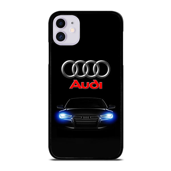 AUDI LOGO RS S iPhone 11 Case