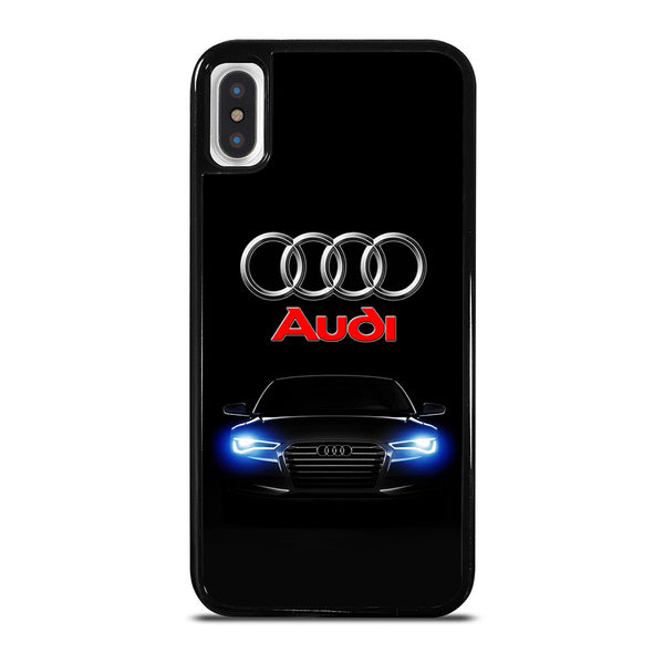 AUDI LOGO RS S iPhone X / XS Case