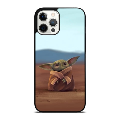 BABY YODA 1 iPhone 12 Pro Max Case