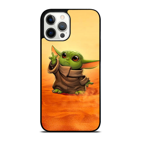 BABY YODA 2 iPhone 12 Pro Max Case