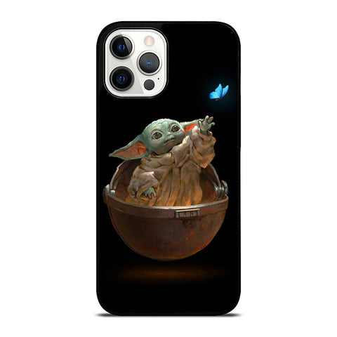 BABY YODA 3 iPhone 12 Pro Max Case