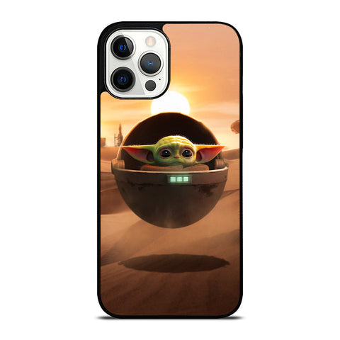 BABY YODA iPhone 12 Pro Max Case