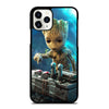 BABY GROOT DEATH BUTTON iPhone 11 Pro Case