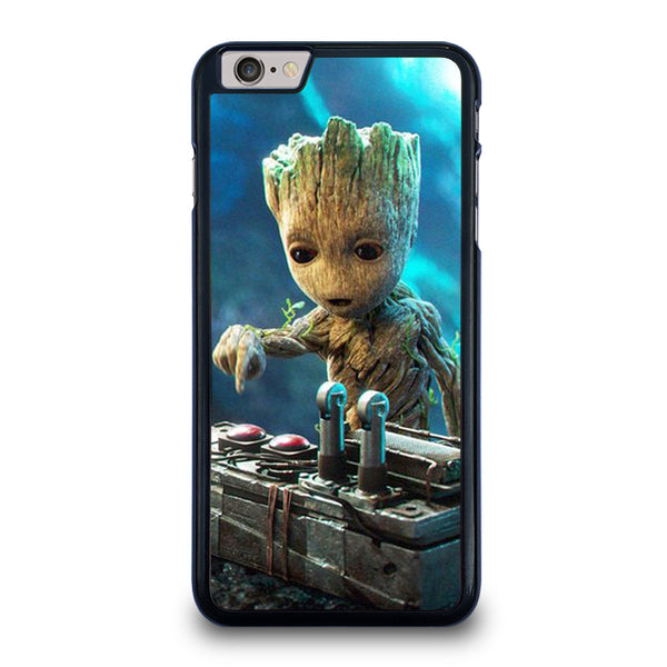 BABY GROOT DEATH BUTTON iPhone 6 / 6S Plus Case