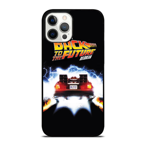 BACK TO THE FUTURE DELOREAON iPhone 12 Pro Max Case
