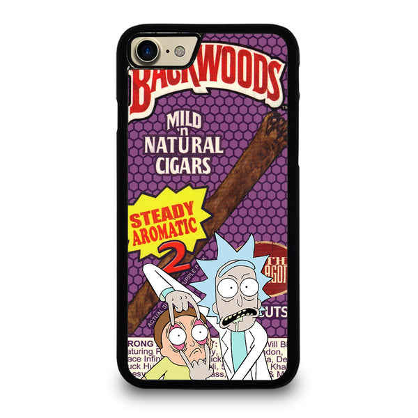 BACKWOODS RICK AND MORTY iPhone 7 / 8 Case