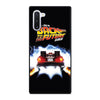 BACK TO THE FUTURE DELOREAON Samsung Galaxy Note 10 Case