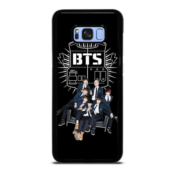 BANGTAN BOYS BTS FAMILY Samsung Galaxy S8 Plus Case