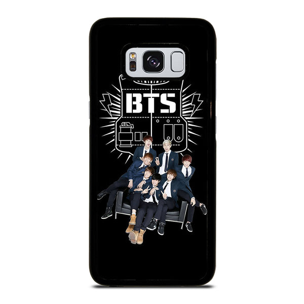 BANGTAN BOYS BTS FAMILY Samsung Galaxy S8 Case