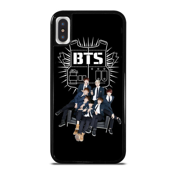 BANGTAN BOYS BTS FAMILY iPhone X / XS Case