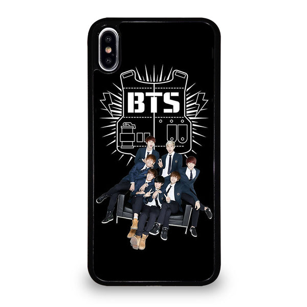 BANGTAN BOYS BTS FAMILY iPhone XS Max Case