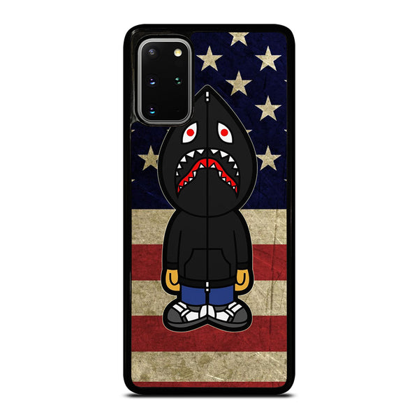 BAPE CAMO SHARK AMERICA Samsung Galaxy S20 Plus Case
