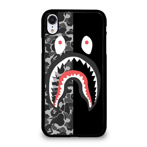 BAPE CAMO SHARK iPhone XR Case