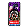BAPE CAMO COLOR Samsung Galaxy S6 Edge Case