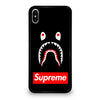 BAPE SHARK BLACK iPhone XS Max Case