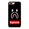 BAPE SHARK BLACK iPhone 7 / 8 Plus Case