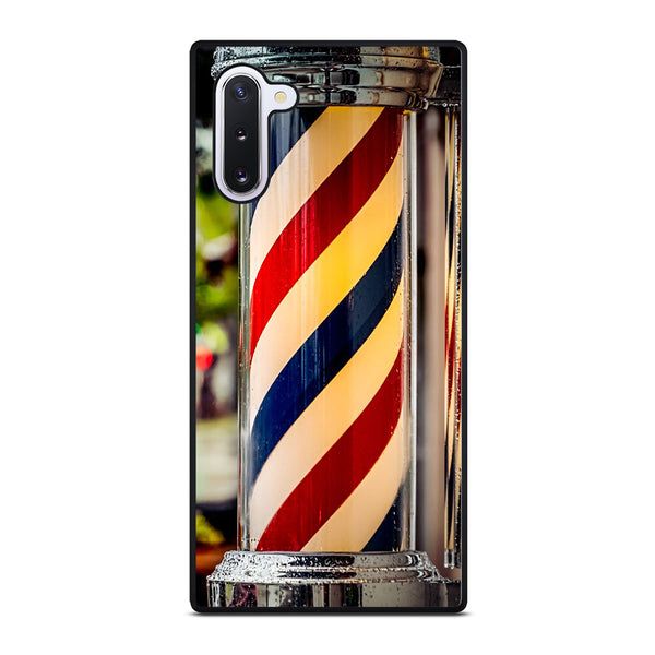 BARBER POLE #1 Samsung Galaxy Note 10 Case