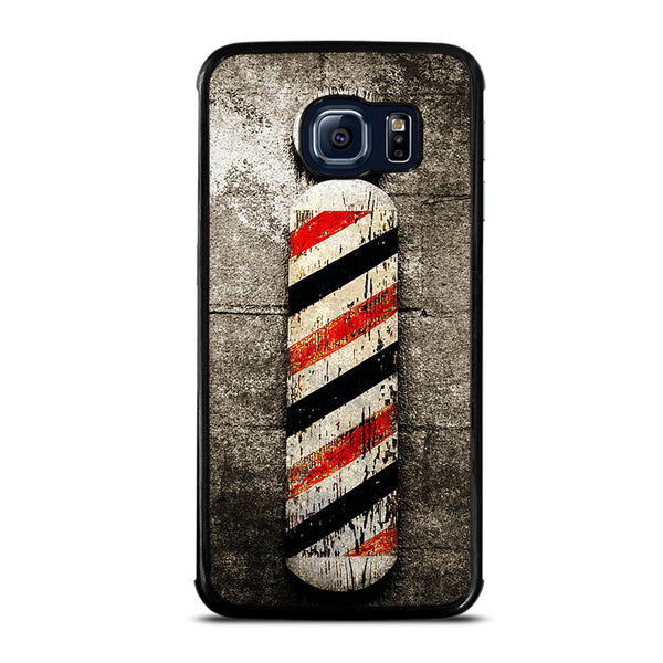 BARBER POLE Samsung Galaxy S6 Edge Case