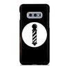 BARBER POLE BLACK Samsung Galaxy S10 e Case