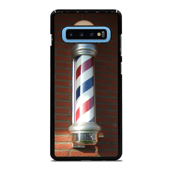 BARBER POLE HAIR CUT 1 Samsung Galaxy S10 Plus Case