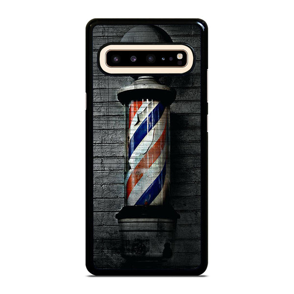 BARBER POLE HAIR CUT Samsung Galaxy S10 5G Case