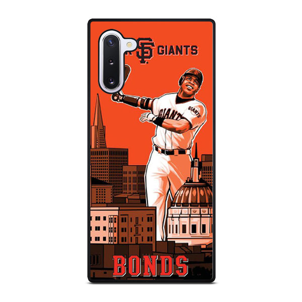 BARRY BONDS GIANTS Samsung Galaxy Note 10 Case