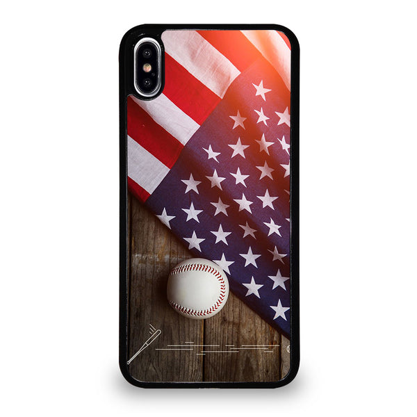 BASEBALL BALL iPhone XS Max Case