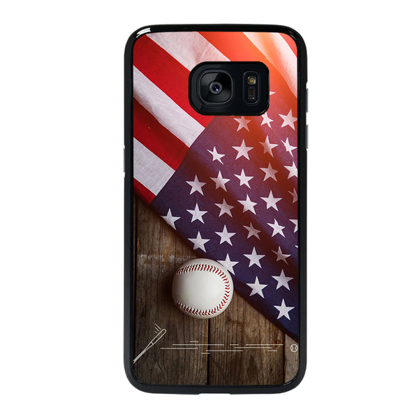 BASEBALL BALL Samsung galaxy s7 edge Case