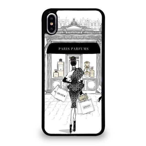 BEAUTY FASHION MEGAN HESS #2 iPhone XS Max Case