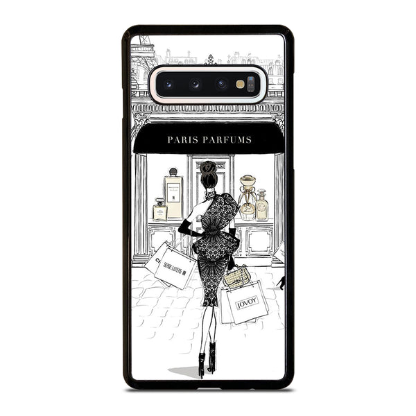 BEAUTY FASHION MEGAN HESS #2 Samsung Galaxy S10 Case